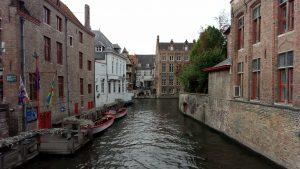 טיול בבלגיה