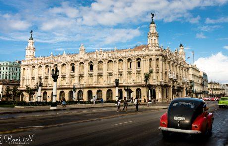יומן מסע בקובה: הוואנה או נה נה